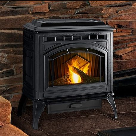 quadra fire castile pellet stove