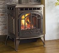 Quadrafire Garnet Gas Stove