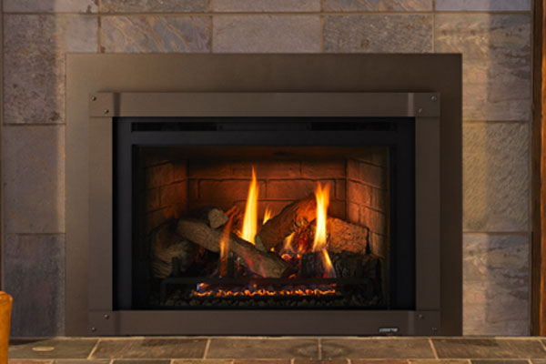 Quadrafire QFI30FB Gas Fireplace Insert